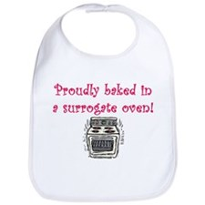 Cute Proud surrogate Bib