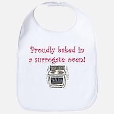 Funny Surrogate Bib