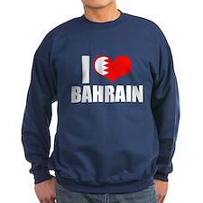 I Heart Bahrain Sweatshirt