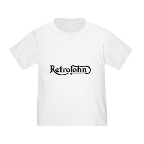 RetroJohn Toddler T-Shirt