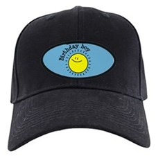 Birthday Boy Baseball Hat