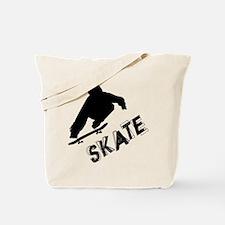 Skate Ollie Sillhouette Tote Bag
