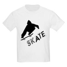 Skate Ollie Sillhouette T-Shirt