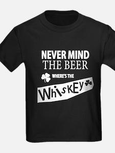 St Patricks Wheres the Whisky T