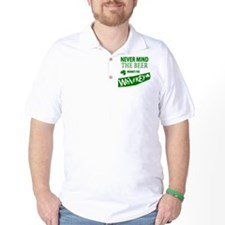 St Patricks Wheres the Whisky T-Shirt