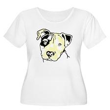 Pitt Bull Mommy T-Shirt