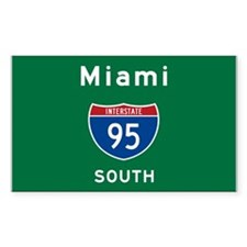 Miami 95 Decal