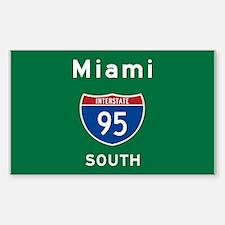 Miami 95 Decal
