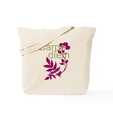 Cute Carpe Tote Bag