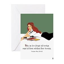 Jo by Nancy Vala Greeting Cards (Pk of 10)
