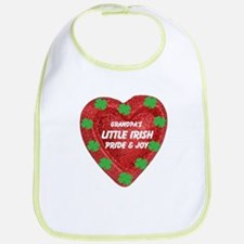 Irish Pride and Joy/Grandpa Bib