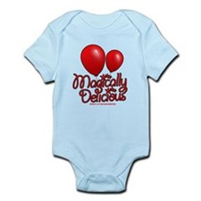 Magically Delicious Balloons Infant Bodysuit