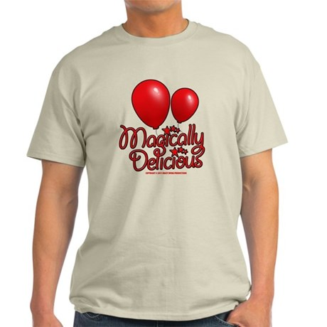 Magically Delicious Balloons Light T-Shirt