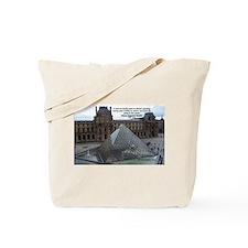 Renoir The Louvre & Nature Tote Bag