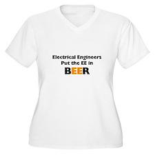 EE in BEER T-Shirt