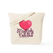 Magically Delicious Hearts Tote Bag