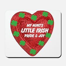 Little Irish Pride & Joy/Aunt Mousepad