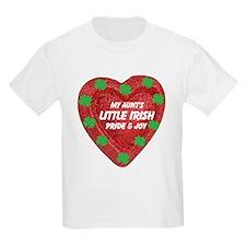 Little Irish Pride & Joy/Aunt T-Shirt