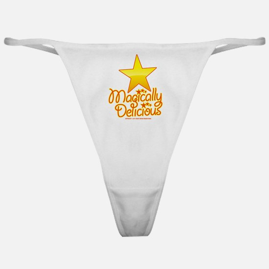 Magically Delicious Star Classic Thong