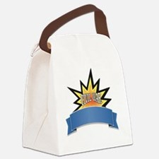 Funny Sports tags Canvas Lunch Bag