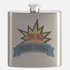 Funny Excited Flask