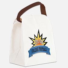 Unique Sports tags Canvas Lunch Bag