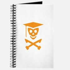 Grad Class Skully Journal