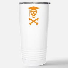Grad Class Skully Travel Mug