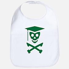 Grad Class Skully Bib