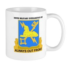 DUI - 209th Military Intelligence Coy with Text Mu