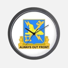 DUI - 209th Military Intelligence Coy Wall Clock