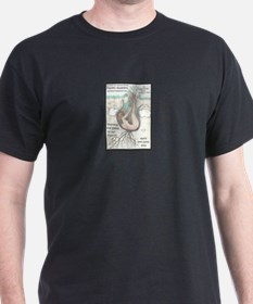 ESA Wildlife Series (Mountain Black T-Shirt