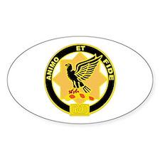 DUI - 2nd Sqdrn - 1st Cavalry Regt Decal