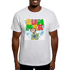 Boy Snorkeling Summer T-Shirt