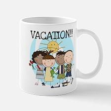 Stick Kids Vacation Mug