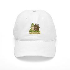 Male Forest Ranger Baseball Cap