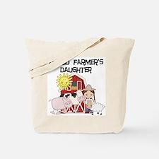 Proud Farmer's Daughter Tote Bag