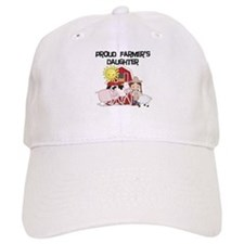Proud Farmer's Daughter Baseball Cap