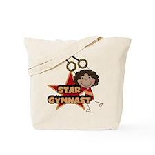 Star Gymnast Tote Bag