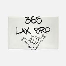 365 Lax Bro Rectangle Magnet