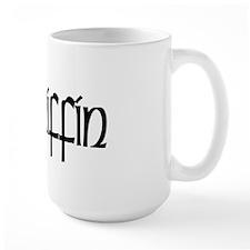 Griffin Celtic Dragon Mug