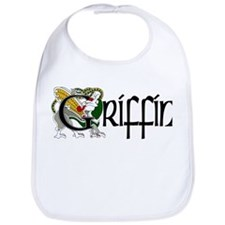 Griffin Celtic Dragon Bib