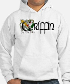 Griffin Celtic Dragon Jumper Hoody