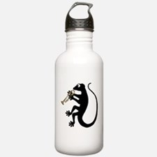 Gecko Trumpet Sports Water Bottle