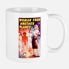 Woman From Another Planet Mug