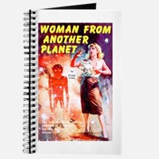 Woman From Another Planet Journal
