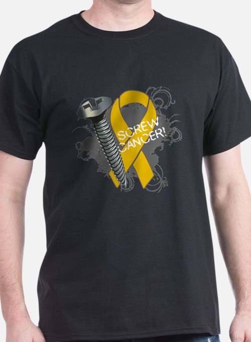 Screw Appendix Cancer T-Shirt