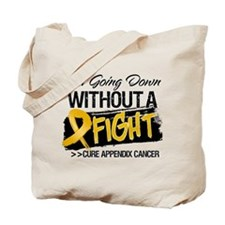 Appendix Cancer Fight Tote Bag