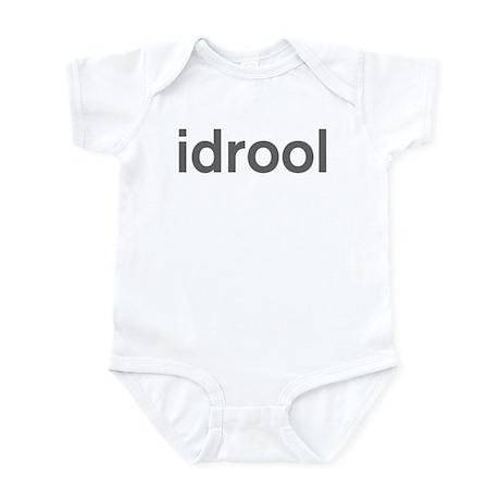Kiddo Drool Infant Creeper