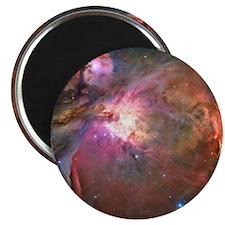 Orion Nebula Hubble Image Magnet